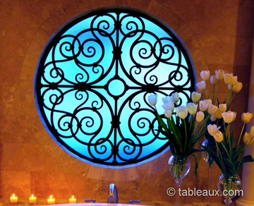 ... Tableaux Faux Iron Grilles Residential Windows 10 ...