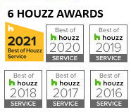 Houzz Service Award